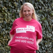 Gail Emms Race for Life